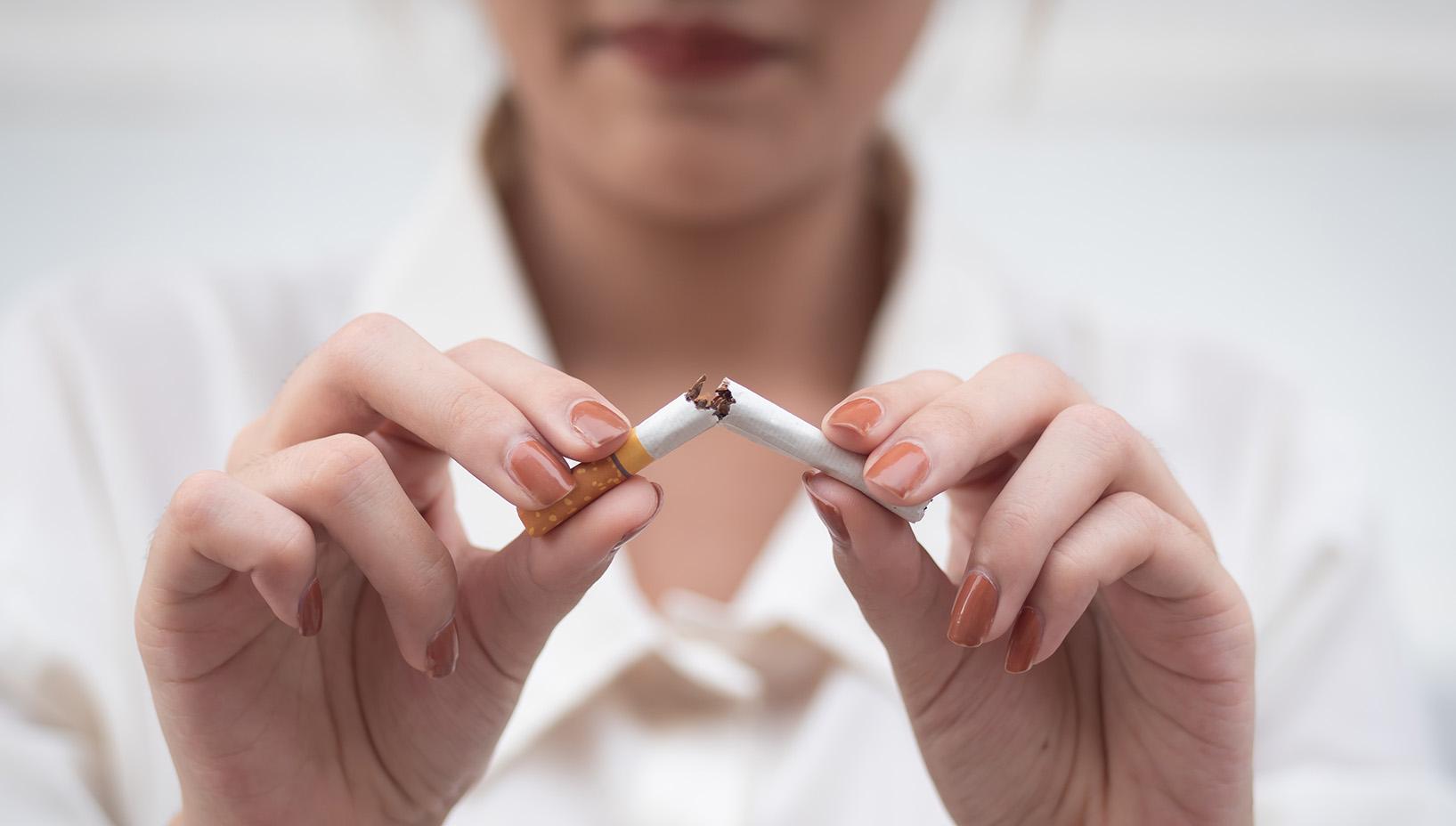 L e cigarette Vapoteuse 2